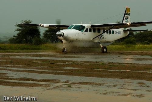muddy landings